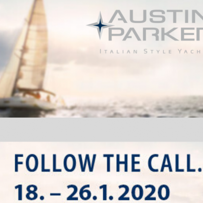 Boot Düsseldorf Boat Show 2020: discover the Austin Parker boats!