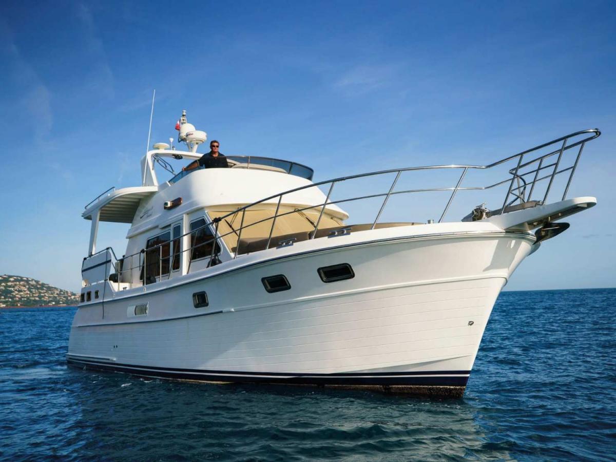 48' Adagio Trawler