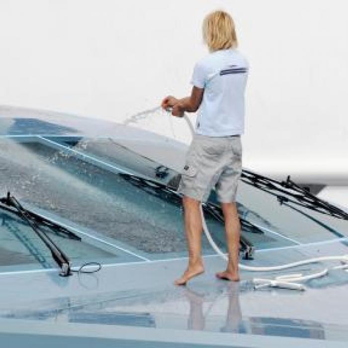 Comment nettoyer et entretenir son bateau?