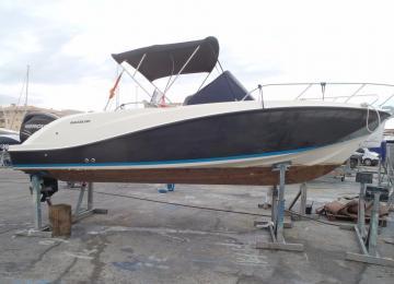 Carénage bateau Quicksilver 675 Activ Open