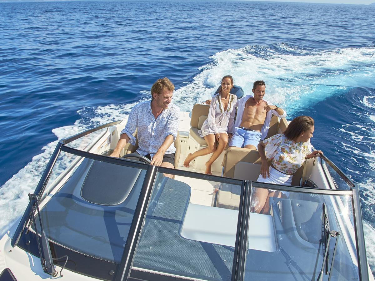 Cruiser 755 navigation