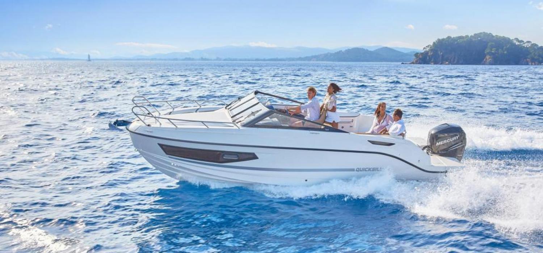 Cruiser 755 Quicksilver Boats